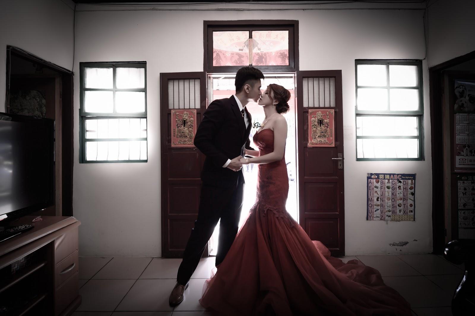 集集和風山寨庭園餐廳@南投婚攝。忠育&文琪,文定記錄
