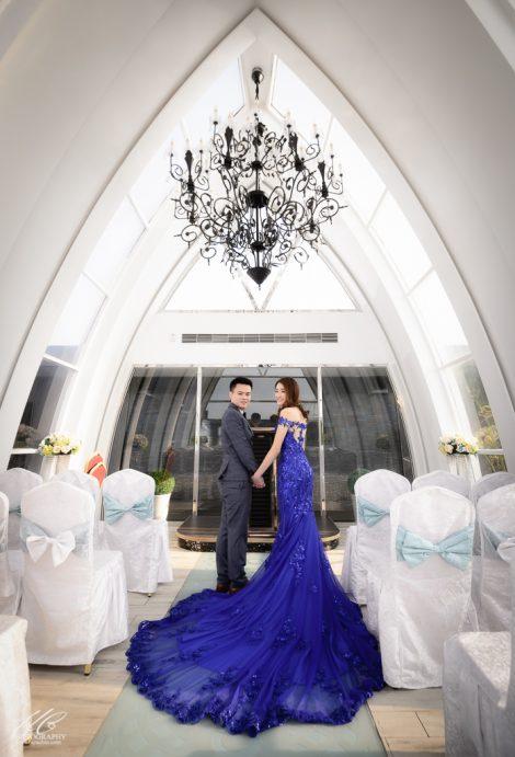 高雄婚攝 尚鴻❤琬楨。婚禮記錄@享溫馨囍宴館