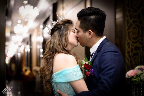 南投婚攝 誌頡❤怡璇。婚禮記錄@南島婚宴會館