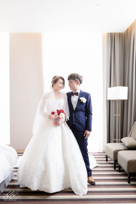 苗栗婚攝 益章❤秀娟。婚禮記錄@天廚海鮮樓