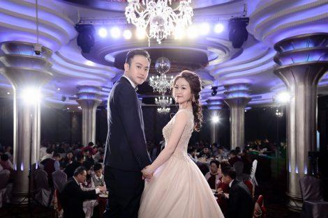 女兒紅婚宴會館@台中婚攝。家逸&羿弦,婚禮記錄