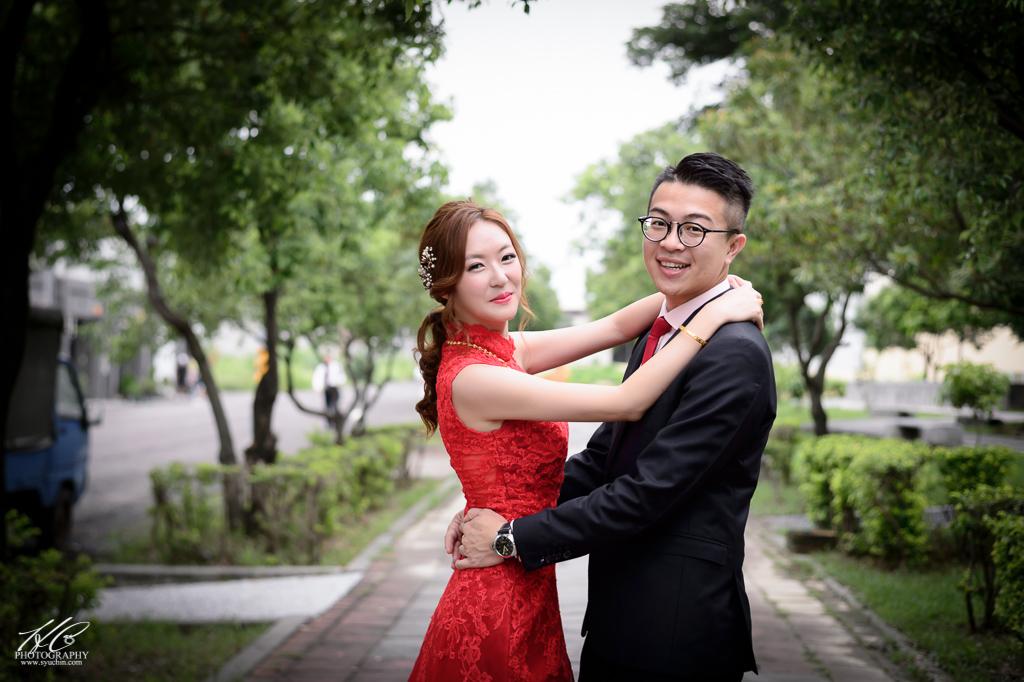 水月囍樓@屏東婚攝。政緯&盈潔,婚禮記錄