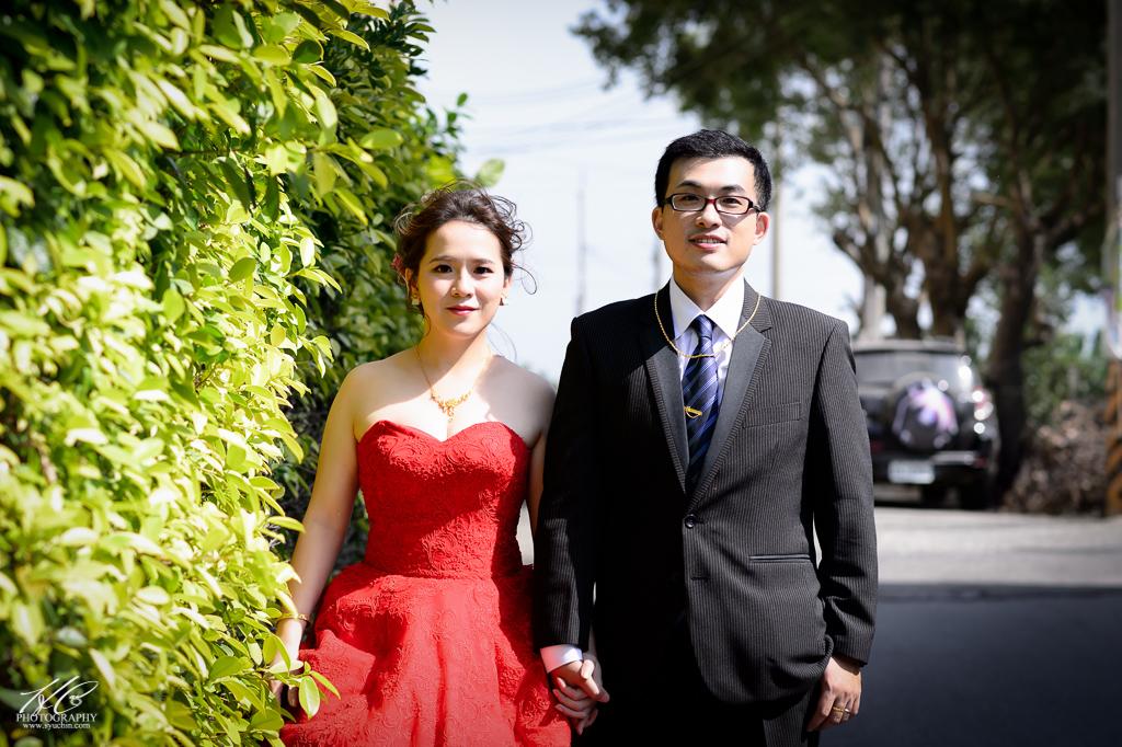 雲林婚攝 鴻志❤子翎。婚禮記錄@流水席