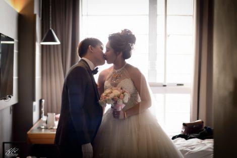 嘉義婚攝 安泰❤妍瑄。婚禮記錄@嘉義 明月圓婚宴會館