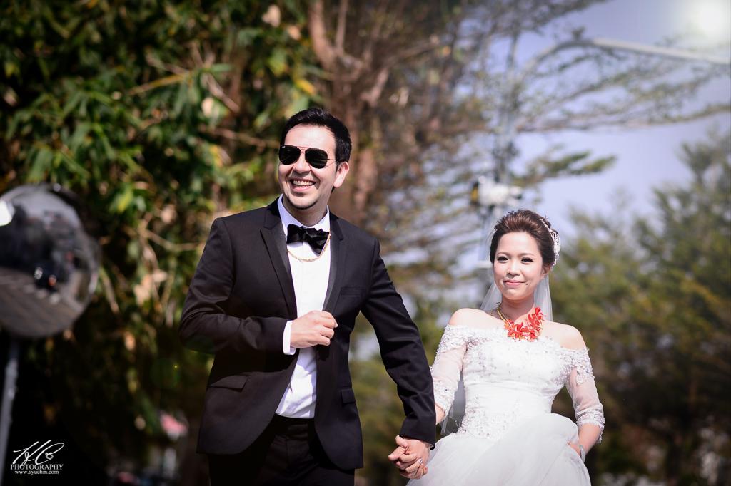南島婚宴會館@南投婚攝。Utku&靖媖,婚禮記錄
