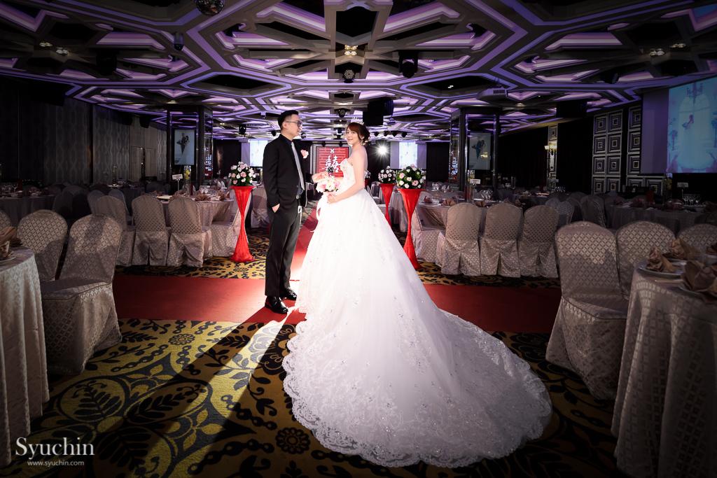 潮港城國際美食館@台中婚攝。宗佑&芳伃,婚禮記錄