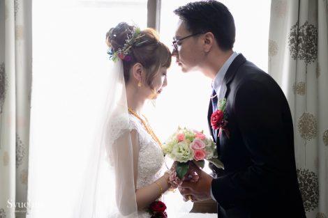 金尚青海鮮餐廳@雲林婚攝。信安&蓓頤,婚禮記錄