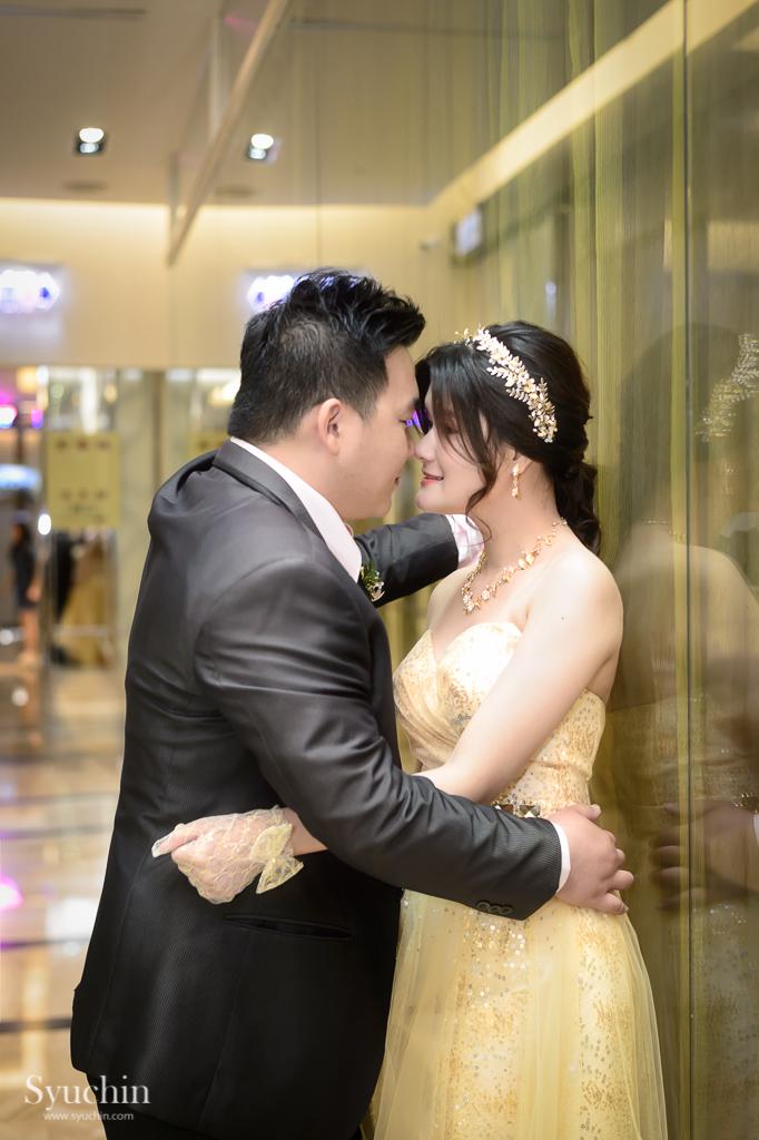 東達極品美饌@台中婚攝。沅錡&媛珺,婚禮記錄