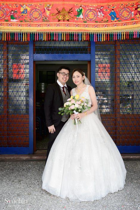 金悅囍宴館@彰化婚攝。克緯&嘉慧,婚禮記錄