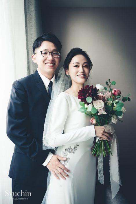 京華城臻愛會館@台北婚禮紀錄。宥任&雨璇,婚禮記錄