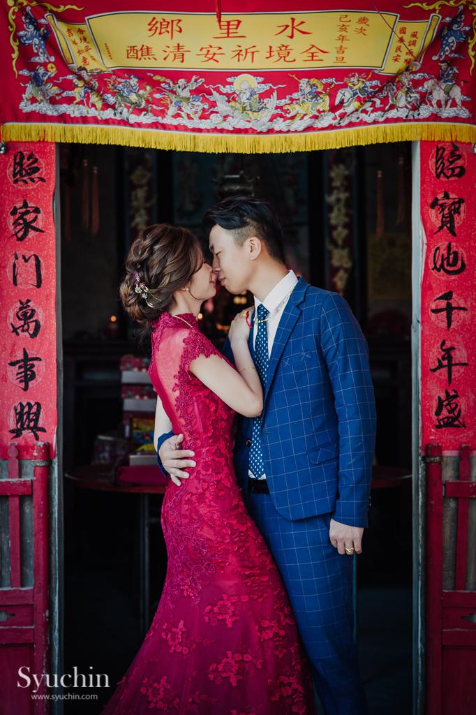 欣山園宴會館@南投婚攝。皓勳&筑柔,婚禮紀錄