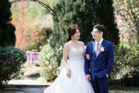 台一生態休閒農場@南投婚攝。家敏&育珊,婚禮紀錄