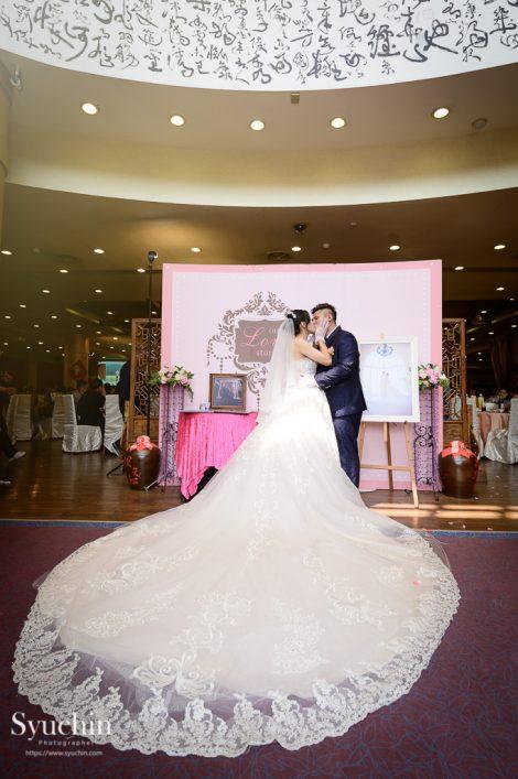 金都餐廳@台中婚攝。瑋翔&柏如,婚禮紀錄