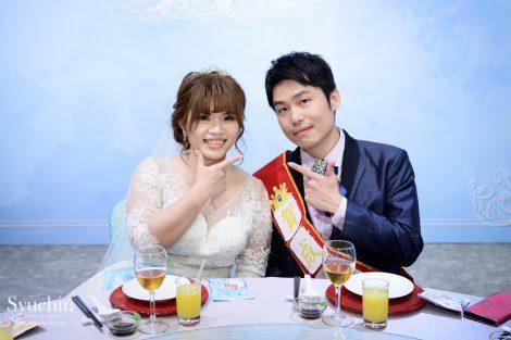 仙園海鮮會館@台中婚攝。孝安&沛婕,婚禮紀錄