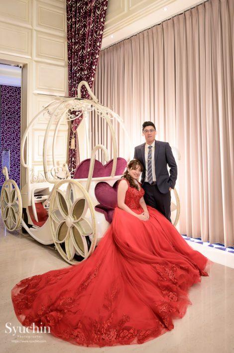 潮港城國際美食館@台中婚攝。皓麟&晏慈,婚禮紀錄
